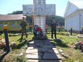 Сегодня,  08 мая 2017 года,  в  селе  Ассы    сельского поселения Ассинский сельсовет  Белорецкого  района прошли празднования 72-ой годовщины Дня Победы в Великой Отечественной войне.